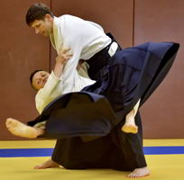 Aikido nage waza mieux que Steven Seagal